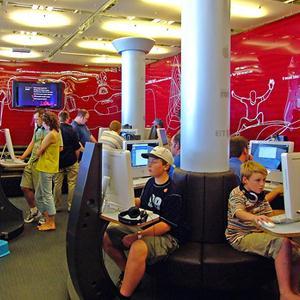 Интернет-кафе Янаула