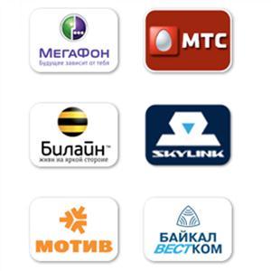Операторы сотовой связи Янаула