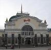 Железнодорожные вокзалы в Янауле